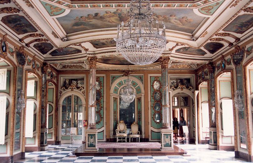 Queluz 951 Photo Palais Royal