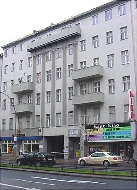 Kant Kinos Berlin